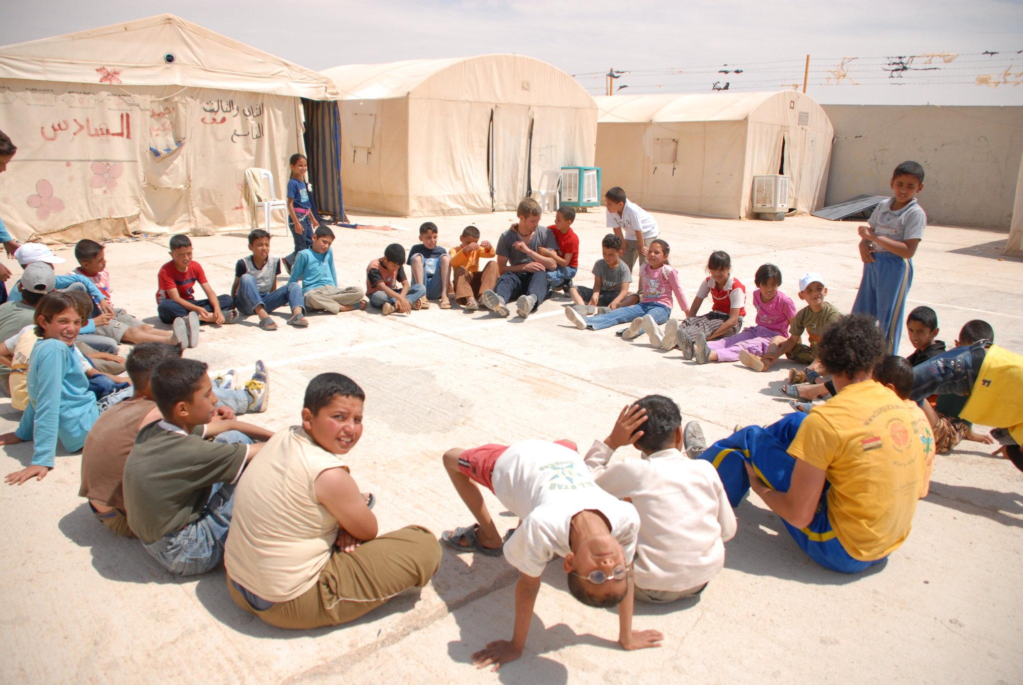 Empowering vulnerable communities (option 2)