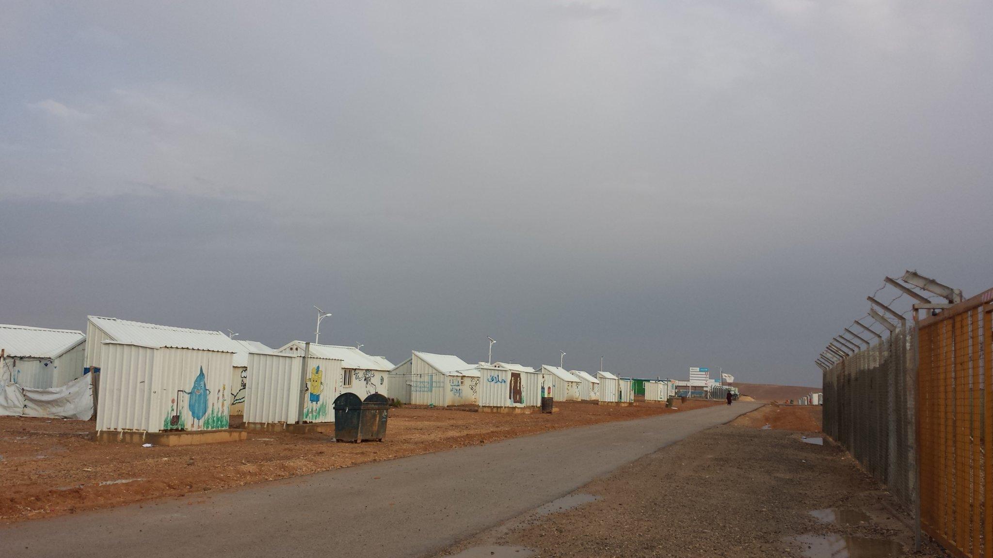 Azraq Camp 2